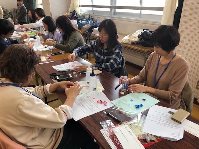横浜ハーバリウム教室