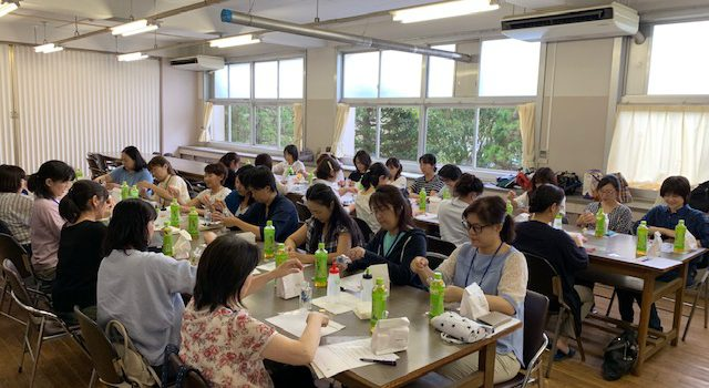 出張ハーバリウム教室横浜